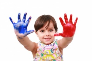 fingerpainting girl  David Castillo Dominici freedigitalphotos 300x199 Standing Up For Myself