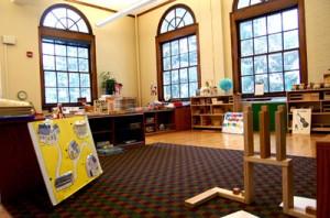 Hanna Perkins preschool classroom
