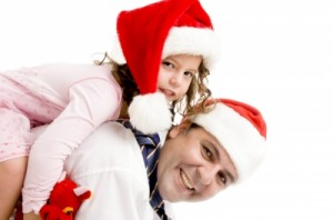 holiday girl and dad_freedigitalphotos_imagerymajestic