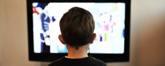 Your children and TV: 5 simple guidelines