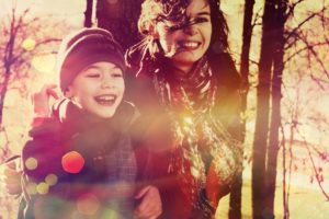 A holiday wish: Simple delight in your children