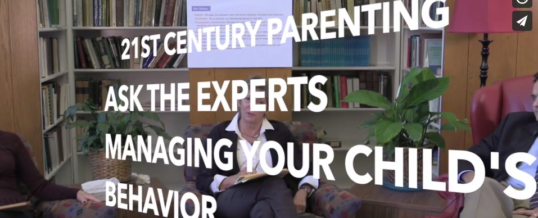 Handling separation when young children first go to school