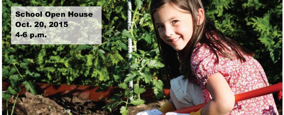 Hanna Perkins School open house: Tues., Oct. 20