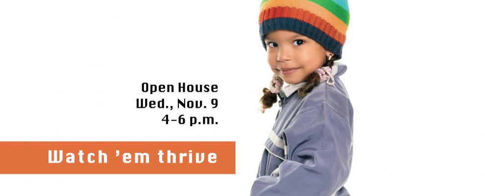 Hanna Perkins School open house: Wed., Nov. 9