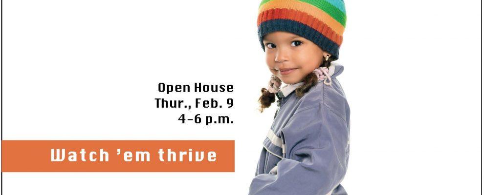 Hanna Perkins School open house: Thu., Feb. 9