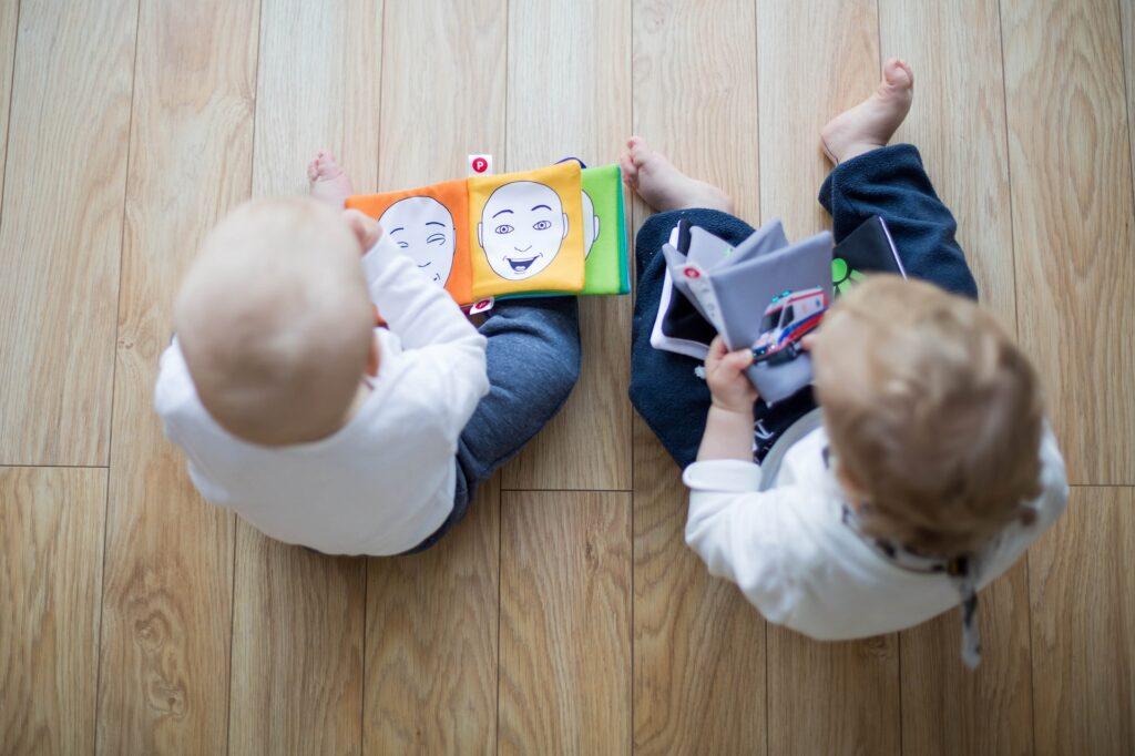 toddler socialization
