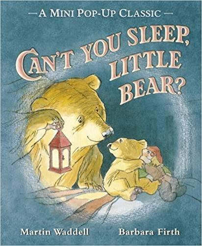 can't you sleep, little bear
